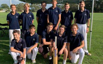 Wiburd Shield 15&U Cricket Round 1